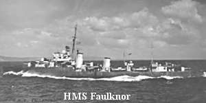 HMS Faulknor